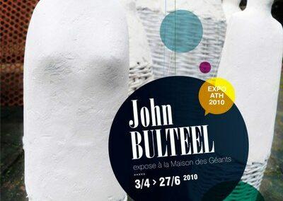 John Bulteel expose ses oeuvres
